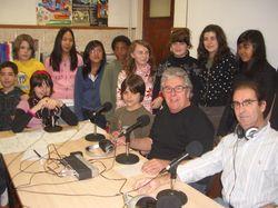 Dr. Padullés en Radio Vangels
